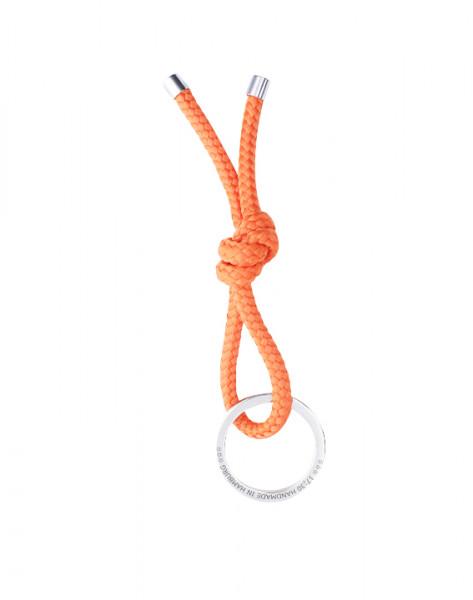 Schlüsselanhänger Knoten - ORANGE