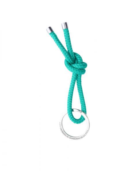 Schlüsselanhänger Knoten - GRÜN