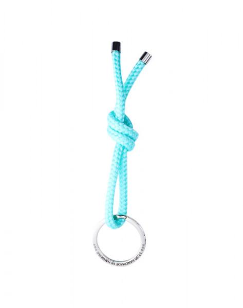 Schlüsselanhänger Knoten - MINT